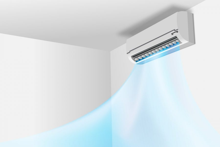 climatiseur air froid